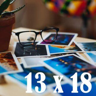 Foto print 13×18
