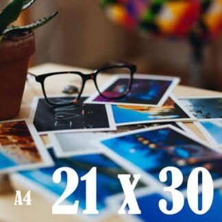 Foto print A4