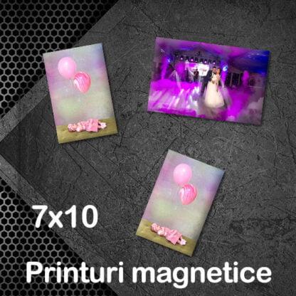 Marturii magnetice botez Printuri magnetice 7 x 10
