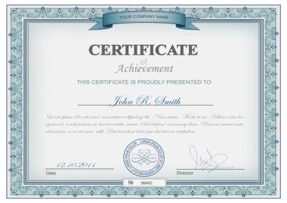 Diplome merit personalizate