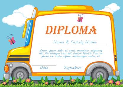 Diplome scoala primara si gimnaziu personalizate