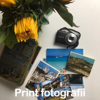 Print fotografii