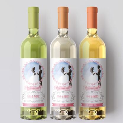 Eticheta autocolanta personalizata vin 1