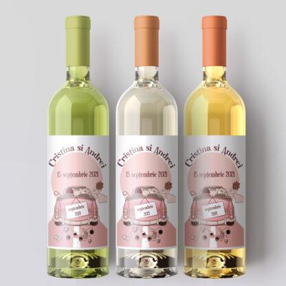Etichete autocolante vin 12