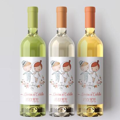 Etichete autocolante vin 13