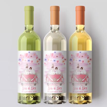 Etichete autocolante vin 16