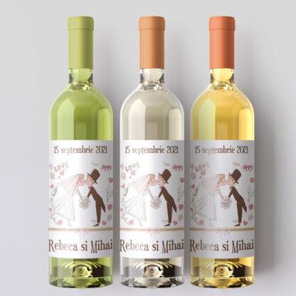 Etichete autocolante vin 18