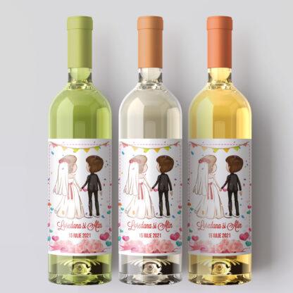 Eticheta autocolanta personalizata vin 3