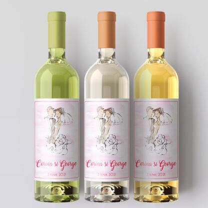 Eticheta autocolanta personalizata vin 4