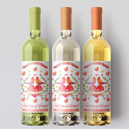 Eticheta autocolanta personalizata vin 7